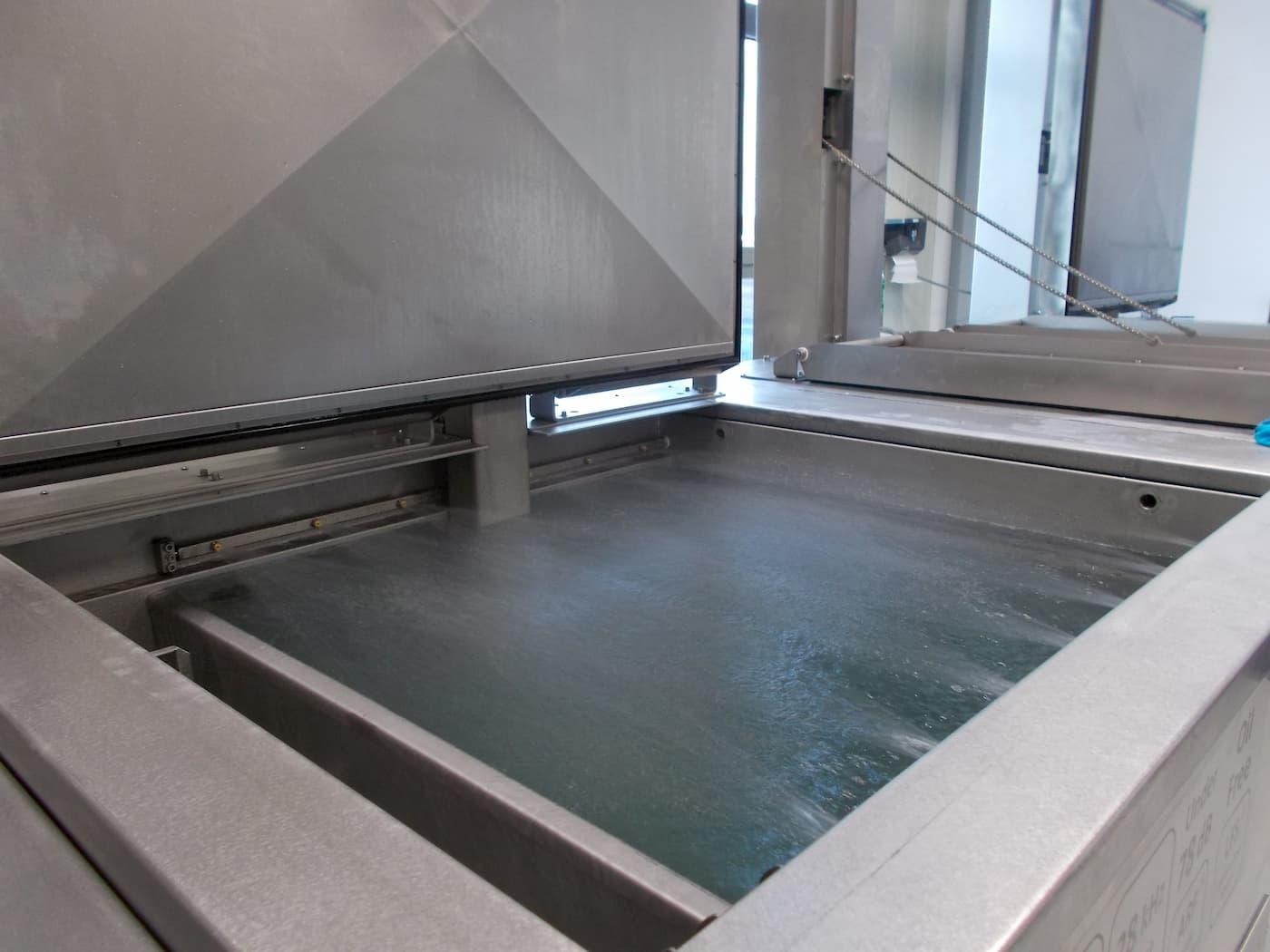 Limpieza en procesos de produccion