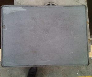 workshop tray after