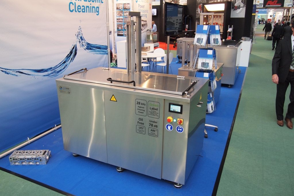 ultrasonic brass cleaner